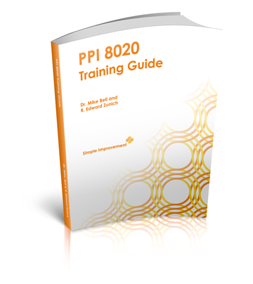 PPI 8020 Training Guide by Dr Mike Bell & R. Edward Zunich