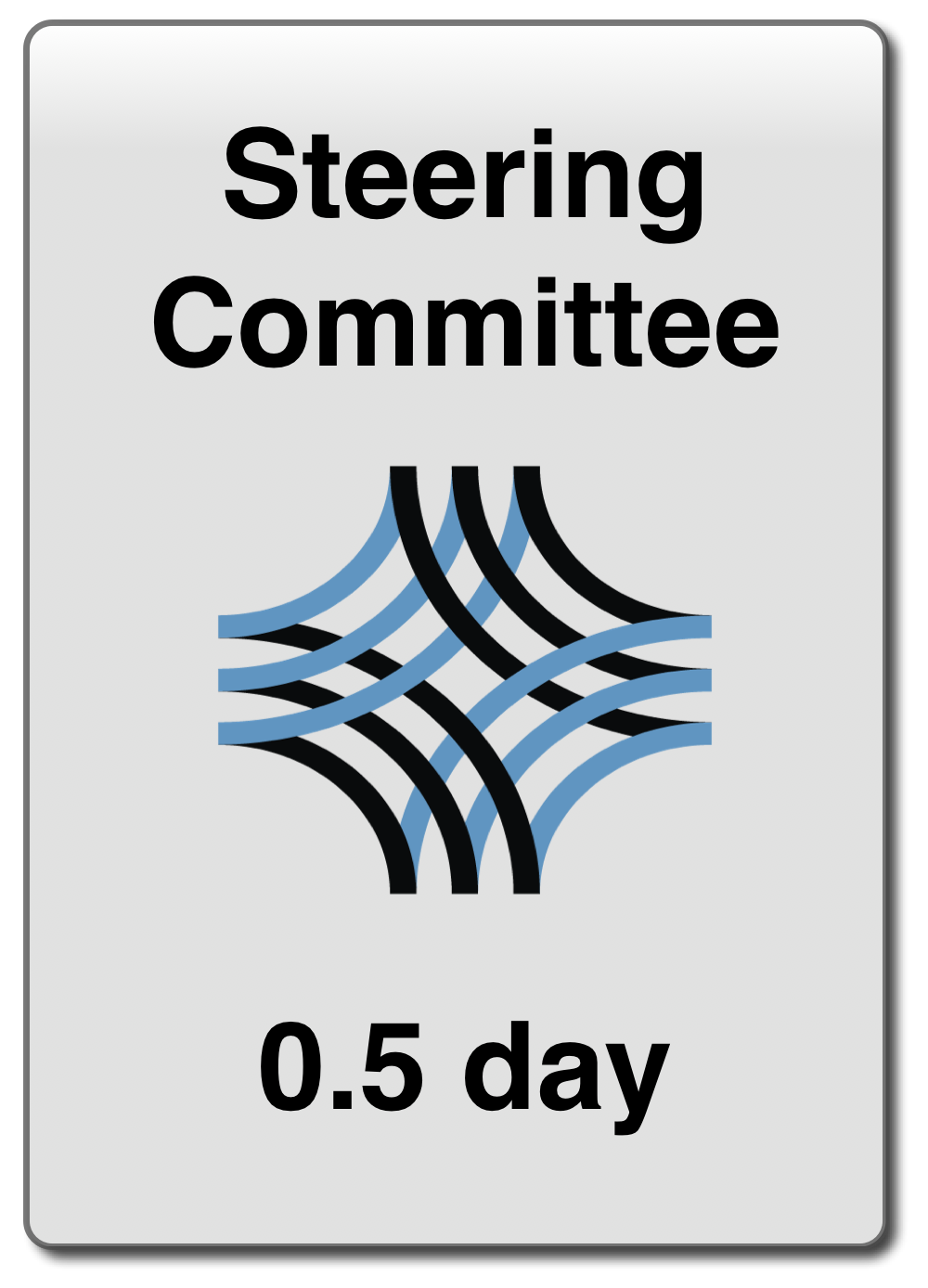 Steering Committee training