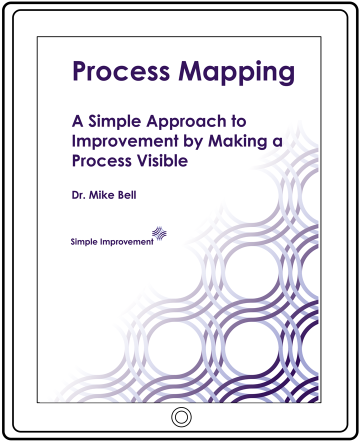 Article on Process Mapping by Dr Mike Bell